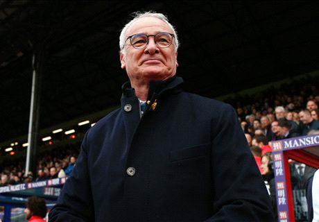 Ranieri: I knew I'd win a title