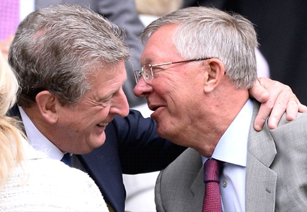 Extra Time: Anyone for tennis? Sir Alex Ferguson, Vidic and Hodgson attend Wimbledon