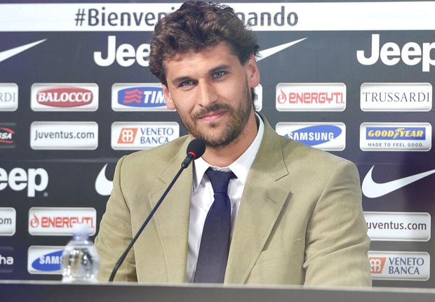 Llorente: Juventus have freed me