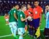 Chumacero explicó el blooper con Messi