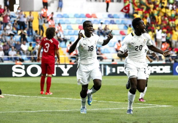 Boakye-Yiadom, Chibsah, Duncan & Ghana starlets who could break into the Goal 50 list