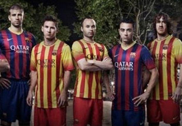 Neymar, Messi, Xavi and Iniesta will be in Kuala Lumpur.