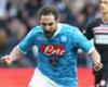 Napoli hopeful of retaining Higuain