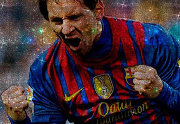 Messi es el primer futbolista en la historia del club en tener un lugar exclusivo en el Museo