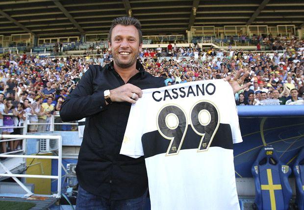 Cassano blames Mazzarri for Inter exit