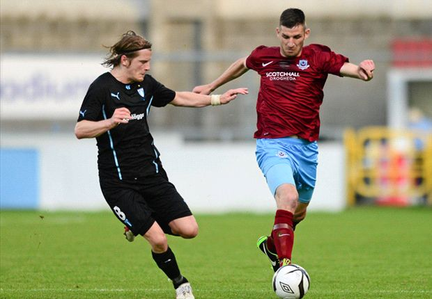 Drogheda United 0-0 Malmo - 10 man Drogs hold on for hard-fought draw