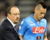 Benitez was destroying Hamsik, says ex-Napoli director