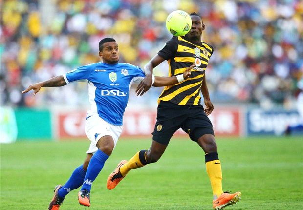 SuperSport United striker Kermit Erasmus