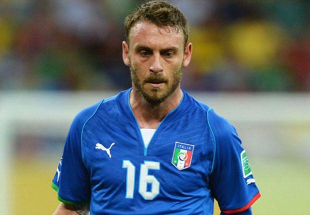De Rossi quiere un cambio en su carrera y podría ir al Chelsea.