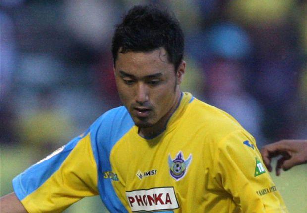 Shohei Matsunaga berambisi menambah pundi golnya untuk Gresik United