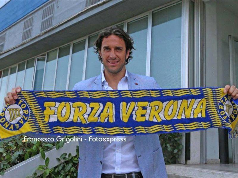 Il Verona è pronto per il nuovo ciclo: mercoledì inizia il raduno mentre venerdì verra presentato Toni