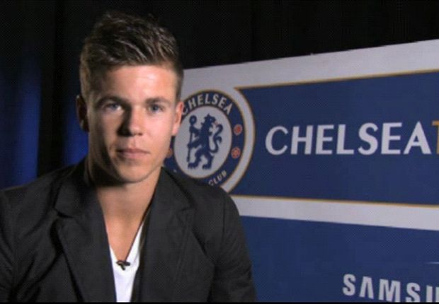 Van Ginkel looking forward to Chelsea's pre-season tour of Asia