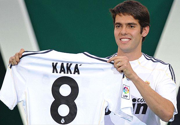 Kaka hofft unter Carlo Ancelotti auf mehr Einsatzzeit bei Real Madrid