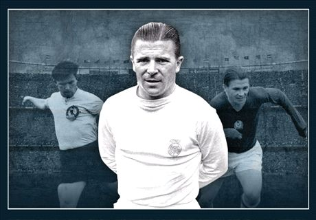 Ferenc Puskas a hero on two fronts