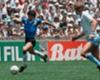 Maradona, ídolo de Rooney