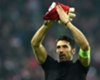 Buffon plans to retire at 40