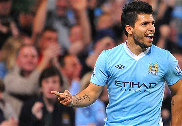 Manchester City receive Aguero injury boost
