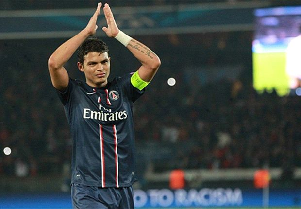 Thiago Silva extends PSG deal to 2018