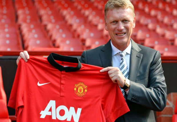 New Man Utd manager David Moyes is plotting the All Stars' downfall