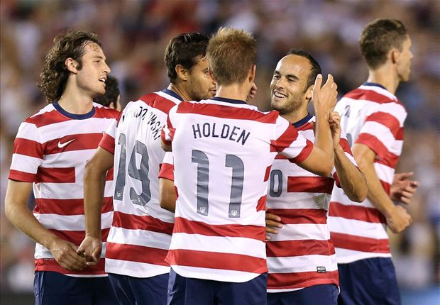 USA put six past Guatemala