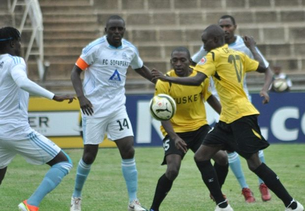 Sofapaka 1-1 Tusker: Jesse Were to the rescue