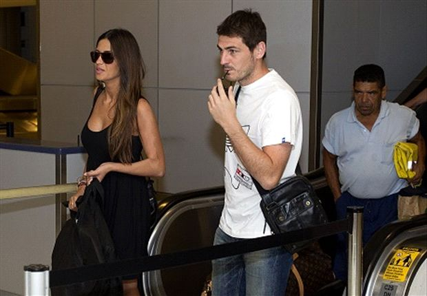 Casillas to become a father for first time