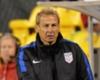 U.S. fans won't hold Klinsmann back
