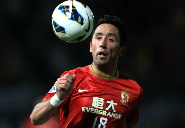Barrios leaves China for Spartak Moscow