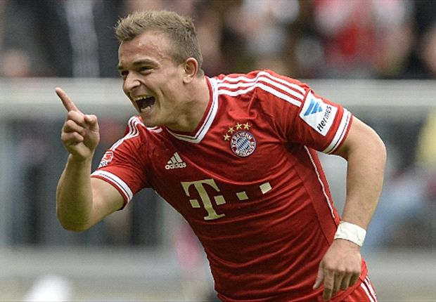 Shaqiri wants to force into Bayern first team