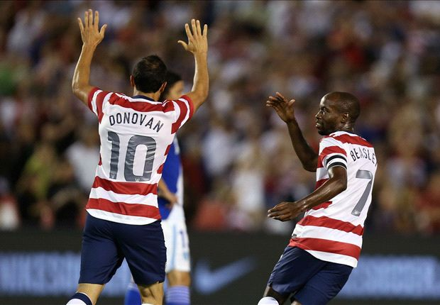 USA 6-0 Guatemala: Landon Donovan scores twice in U.S. return