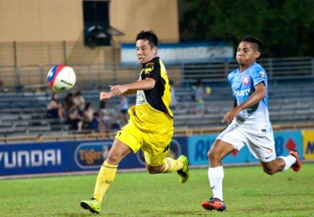Kunihiro Yamashita will hope to lead Tampines to victory against Home United