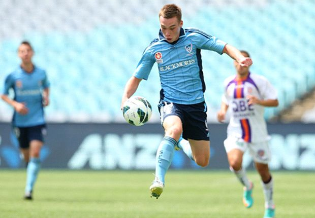 Tom Slater turned down Sydney FC in favour of the Mariners