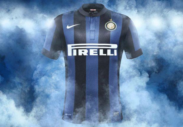 Esta es la camiseta que usará el Inter de Milán en sus partidos como local