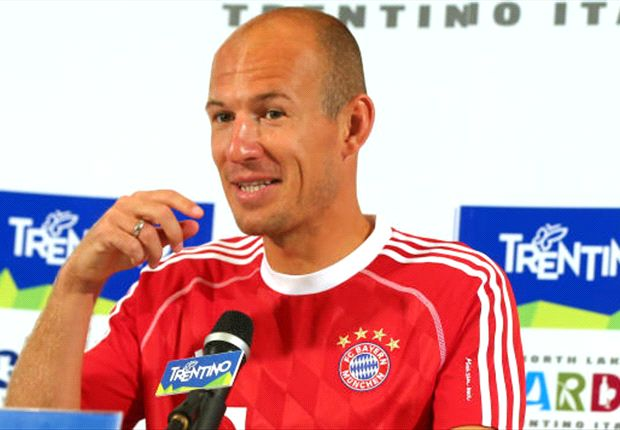 Robben: I'm not a candidate for Ballon d'Or
