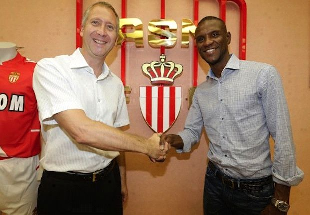 Abidal relishing Monaco captaincy