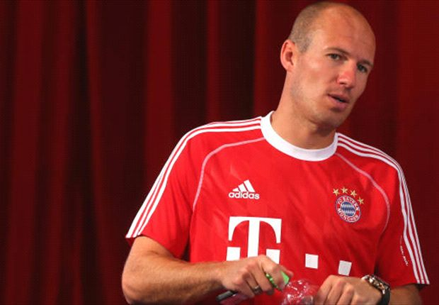 Robben not expecting Guardiola axe at Bayern