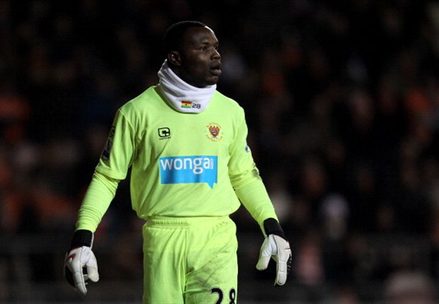 Ghanaians abroad: Kingson keeps clean sheet, Asamoah & Waris wow, Ayew sees red