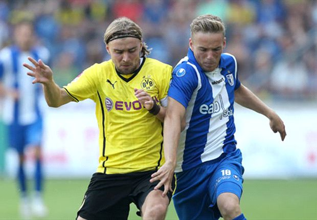 Magdeburg 0-3 Borussia Dortmund: Jurgen Klopp's side secure routine friendly victory
