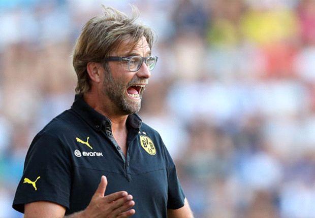 Klopp: Dortmund were outstanding