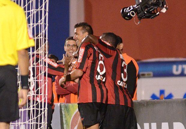 Atlético vence a Lusa com gol aos 47.