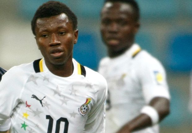 Clifford Aboagye - Ghana Under 20