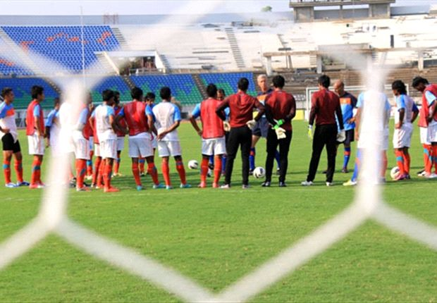 Wim Koevermans names 30 probables for Tajikistan friendly (Photo: AIFF Media)