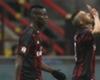 Balotelli and Menez must show more commitment - Mihajlovic