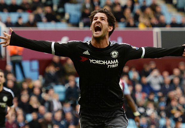 Aston Villa 0-4 Chelsea: Pato shines in Blues debut