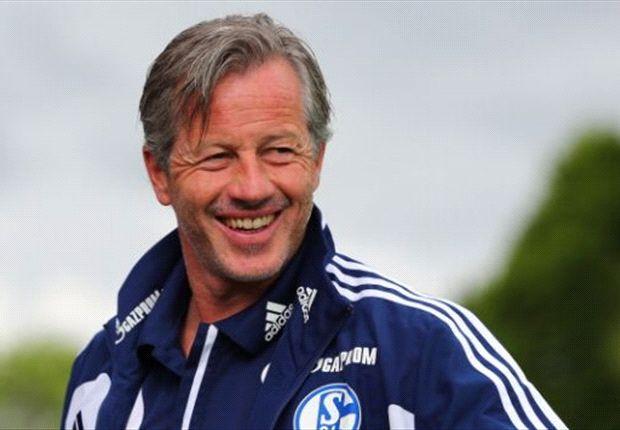 Jens Keller wil het tiki-takavoetbal op Schalke overbrengen