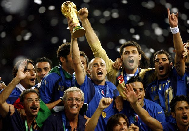 Four World Cups and 28 European trophies - why are Italy the most successful football nation in history?