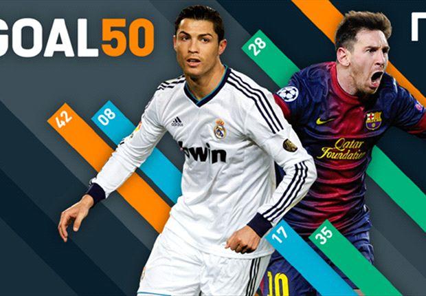 Goal 50: Buscamos al mejor jugador de la temporada