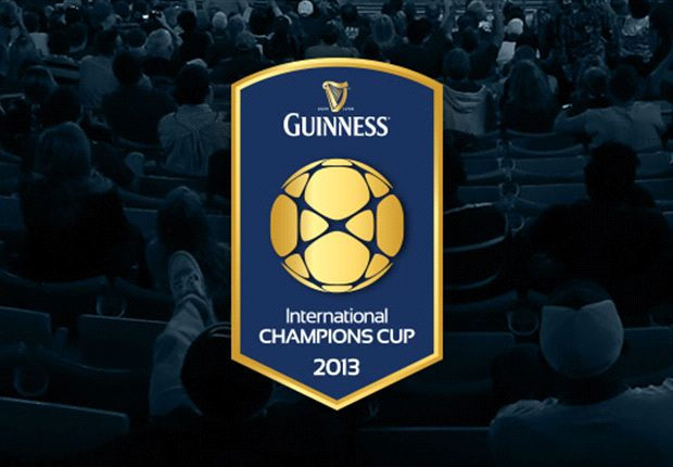 Squads announced for 2013 Guinness International Champions Cup