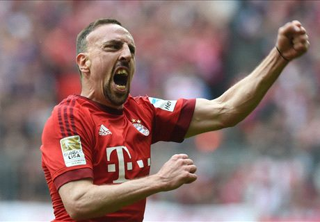 Ribery slammed by Bayern chief
