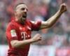 Bayern 1-0 Frankfurt: Ribery stunner
